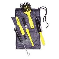 Pedro's Pro Brush Bicycle Cleaning Kit - 6100700