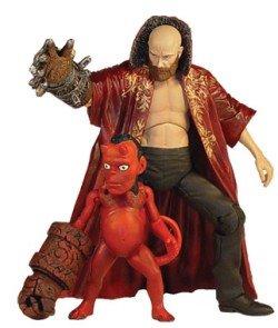 Buy Low Price Mezco Hellboy Movie Series Rasputin & Baby Hellboy Figure 2-Pack (B001QJ35KQ)