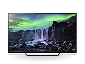 Sony KD-49X8005C 49 inch 4K UHD Widescreen Smart TV with Freeview - Black