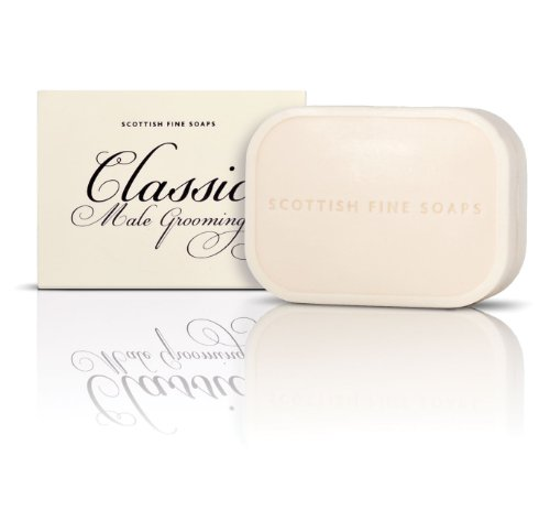Scottish Fine Soaps Classic Male Grooming Body Bar 200g