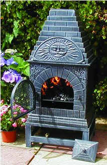 Astonishing The Blue Rooster Cast Iron Casita Chiminea Reviews Adkdlwo Gmtry Best Dining Table And Chair Ideas Images Gmtryco