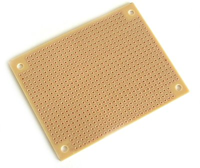 Solderable Copper Pad Large Perf Board (5 Pack)
