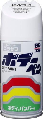 SOFT99 ( ソフト99 ) ペイント ボデーペン ホワイトプラサフ 08030 [HTRC2.1]