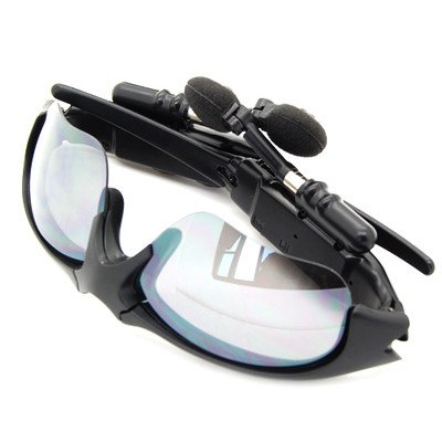 Outdoor Sport Bluetooth Headset Headphone Sunglasses For Sony Xperia L36H / Z