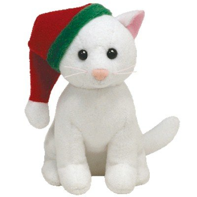 Ty Jingle Beanies - Twinkling the Cat - 1