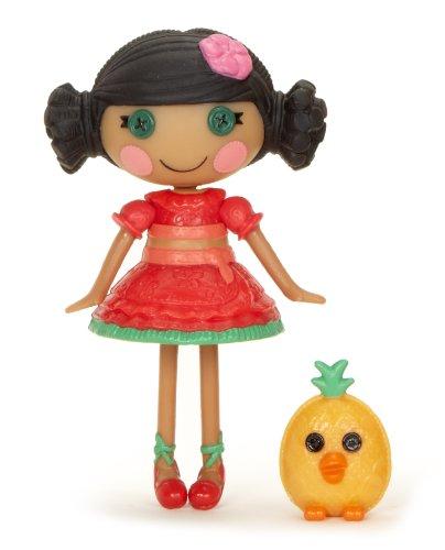 Mini Lalaloopsy Doll - Mango Tiki Wiki - 1