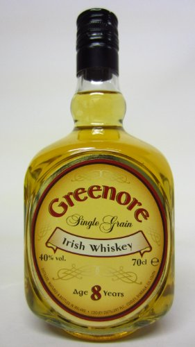 Greenore - Single Grain Irish (old bottling) 8 year old