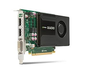 Amazon.com: HP Quadro K2000 Graphic Card - 2 GB GDDR5 SDRAM - PCI