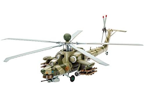 1/72 ミル Mi-28 ハボック