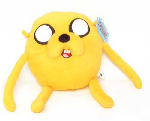"Adventure Time 12"" Plush Jake - 1"
