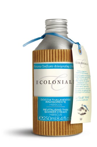 I Coloniali Doccia Tailandese All'Hibiscus Unisex 250 ml NEW