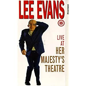 Lee Evans: Live at Her Majesty's movies in USA