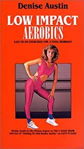 low impact aerobics vhs dvd blu ray. Black Bedroom Furniture Sets. Home Design Ideas