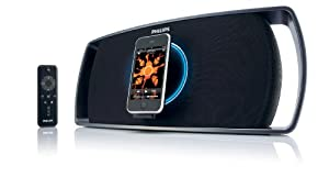 Philips Revolution Motorized Portable Speaker Dock for iPhone/iPod