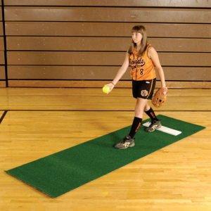 (Price Each)Proper Pitch Proper Pitch Softball Pitching Mat - Standard by Proper Pitch