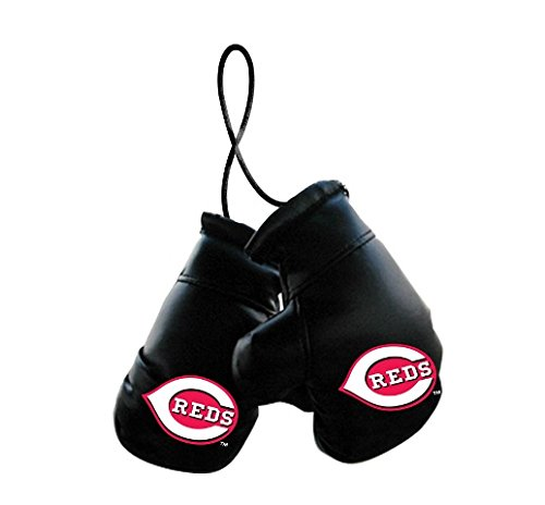 Fremont Die Consumer Products F67317 Mini Gloves - Cincinnati Reds - 1