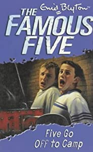 "Cover of ""Five Go Off to Camp (Famous Fiv..."