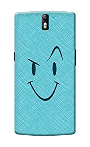 One Plus One Cases KanvasCases Premium Designer 3D Printed Hard Back Cover for OnePlus One