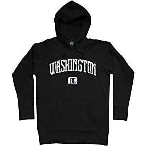 Smash Vintage Men's Washington DC Hoodie