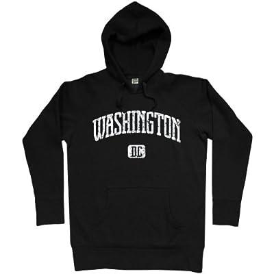 Smash Vintage Men's Washington DC Hoodie