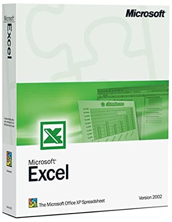 Microsoft Excel 2002 [OLD VERSION]