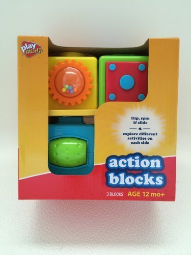 Play Right Action Blocks