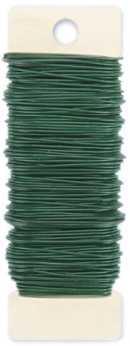 Paddle Wire 20 Gauge 4 Ounces/Pkg-Green (Floral Wire compare prices)