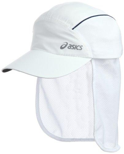 (アシックス)Asics ランニングサンキヤツプ XXC132 01 ホワイト L
