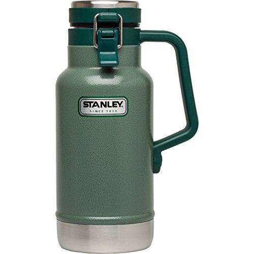 Stanley Classic Vacuum Insulated Half Growler (Grumbler), 32 oz (Stanley Cycle Flask compare prices)