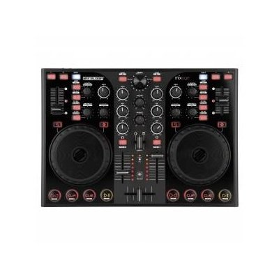 Reloop Mixage Interface Edition DJ USB/ MIDI Digital Mixing IE Black
