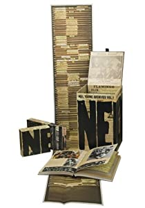 Neil Young Archives, Vol. 1: 1963-1972 (10 Disc Blu-Ray)