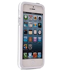 iAccy White Bumper Case for iPhone 5