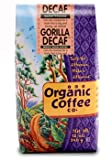 The Organic Coffee Company, Gorilla Decaf - 12 oz. Whole Bean