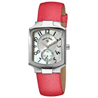 Philip Stein Women's 21-FMOP-CPP Classic Pink Pashima Pearl Strap Watch by Philip Stein