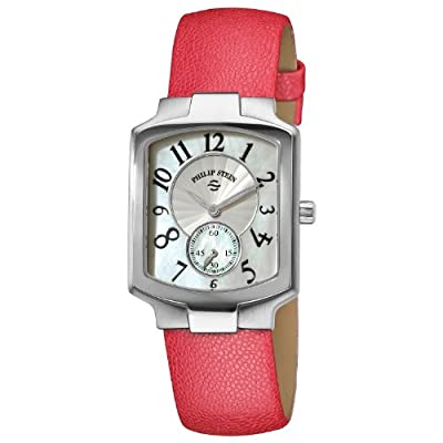 Philip Stein Women's 21-FMOP-CPP Classic Pink Pashima Pearl Strap Watch