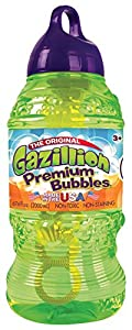 Gazillion 2 Liters Bubble Solution