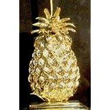 Mayer Mill Brass Pineapple W/handle Door Stop ~ Mayer Mill Brass