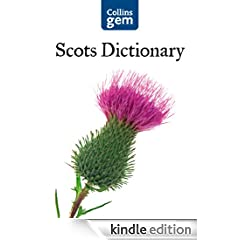 Collins Gem Scots Dictionary (Collins Gem)