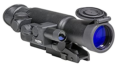 Firefield FF16001 NVRS 3x 42mm Gen 1 Night Vision Riflescope, Black from Sellmark Corporation :: Night Vision :: Night Vision Online :: Infrared Night Vision :: Night Vision Goggles :: Night Vision Scope