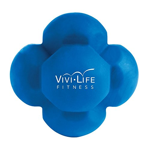 VIVI Life Fitness Reaction Ball, Blue