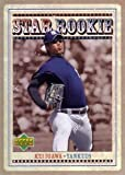 井川慶 2007 Upper Deck 1 Rookie Fat Pack Star Rookie