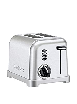 Cuisinart 2-Slice/4-Slice Metal Classic Toaster from Cuisinart