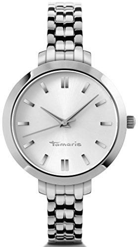 Tamaris - B04000000 - Montre Femme - Quartz - Analogique - Bracelet Acier Inoxydable Argent