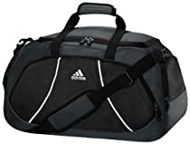 adidas Golf Duffle Bag, Black, Medium