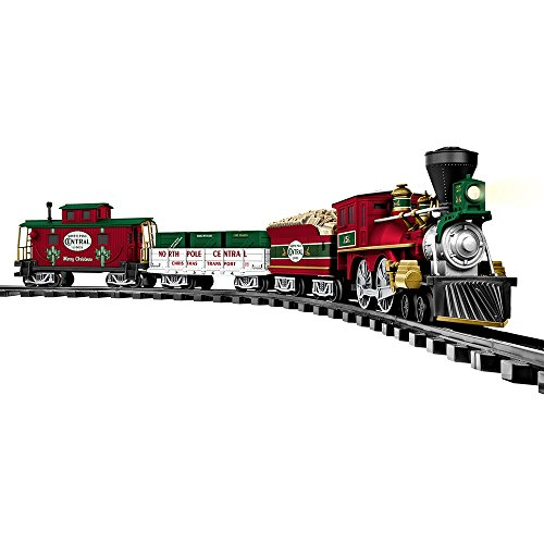 Lionel North Pole Central Christmas train set - Lionel North Pole Central Ready to Play Train Set