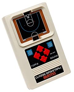 Mattel Classic Basketball Game