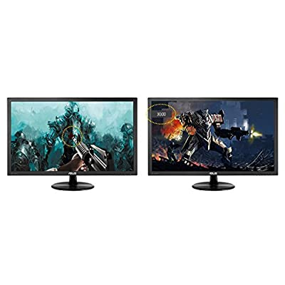 "ASUS VP278H Gaming Monitor - 27"" FHD (1920x1080), 1ms, Low Blue Light,dual HDMI and D-sub ports,Plus 2-Watt stereo..."