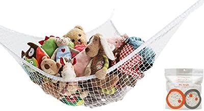 Mayapple Baby - Sky Jungle - Premium Plush Toy Storage Hammock - Organize Stuffed Animals and Toys in Kids Room - Stylish Pet Net by Mayapple Baby/Roving Cove that we recomend individually.