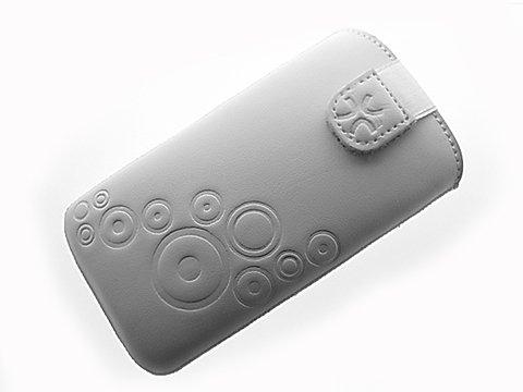 Handytasche Smartphonetasche Tasche für NOKIA Asha 308 Dual-SIM, Asha 309, Asha 305, Asha 306, 2300, 2730 Classic, 2875i, 3230, 500, 5130 XpressMusic, 5228, 5230, 5500, 5700 XpressMusic, 5730 XpressMusic, 5800 XpressMusic, 600, 6020, 6021, 6151, 6200, 6220
