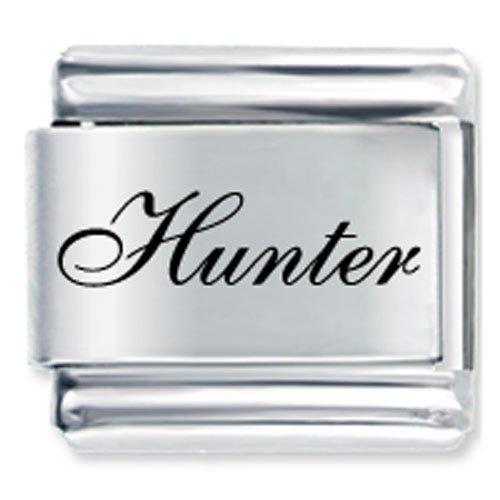 Edwardian Script Font Name Hunter Italian Charms